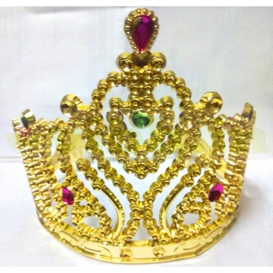 Golden Crown From VIBH Cake Studio