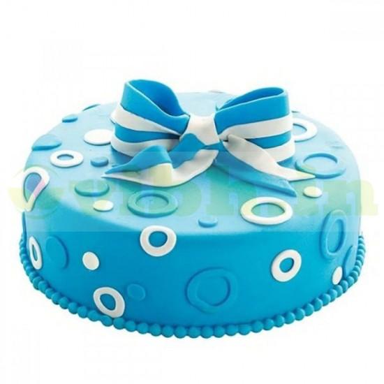 Fair Lady Fondant Cake From VIBH Cake Studio