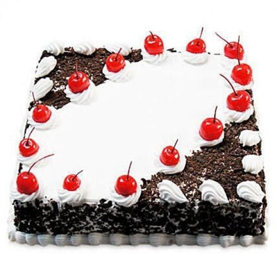 Cherry Blackforest Cake From VIBH Cake Studio